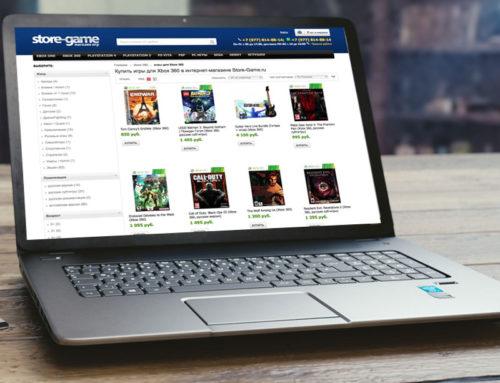 Интернет-магазин store-game.ru